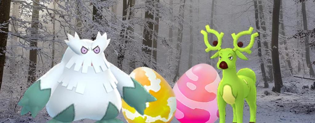 Pokémon GO: Weihnachtsevent bringt neue Raid-Bosse – 2 lohnen sich besonders