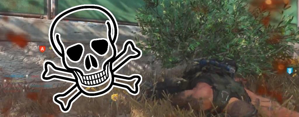 Todeszone in CoD Modern Warfare – Legt euch nicht mit diesem Killer-Busch an