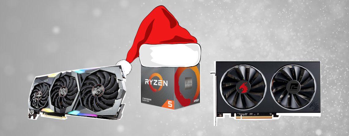 Darum lohnt es sich Hardware nach Weihnachten zu kaufen