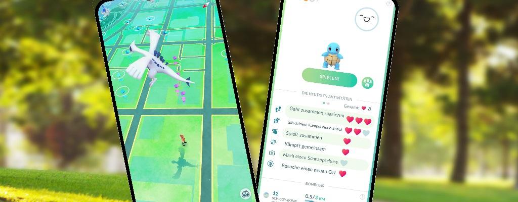 Pokémon GO stellt neues Kumpel-Feature vor – So funktioniert es