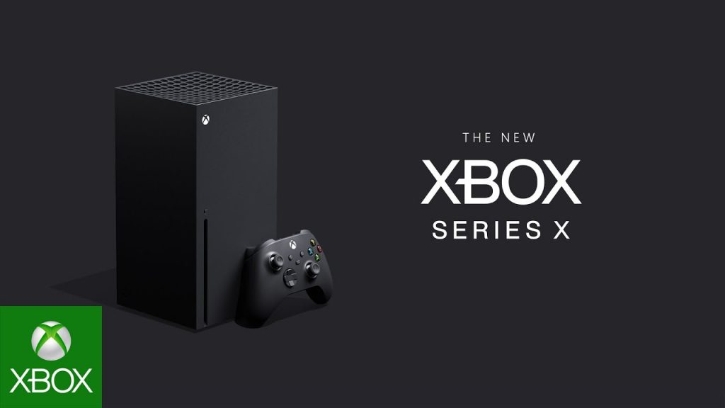 Xbox Series X Konsole