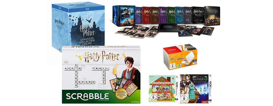 Amazon Last Minute: Harry Potter und weitere Top-Angebote des Tages