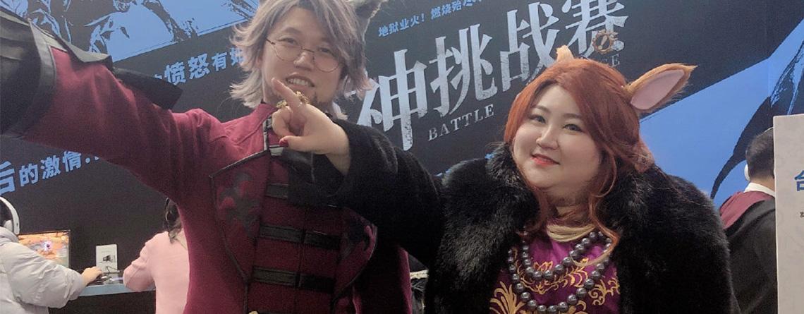 Final Fantasy XIV: Dieses Cosplay-Paar ist so süß, dass die Community schmilzt