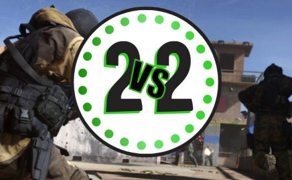 cod modern warfare 2vs2 titel