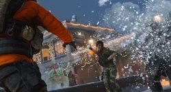 cod modern warfare snowfight titel