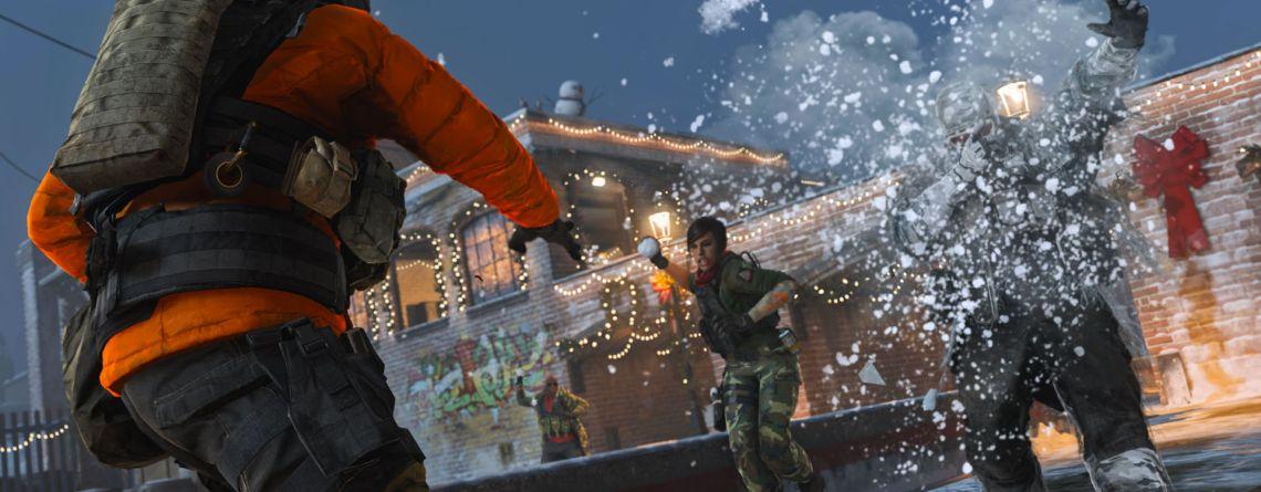 CoD Modern Warfare: Neuer Patch an Weihnachten bringt Schneeballschlachten