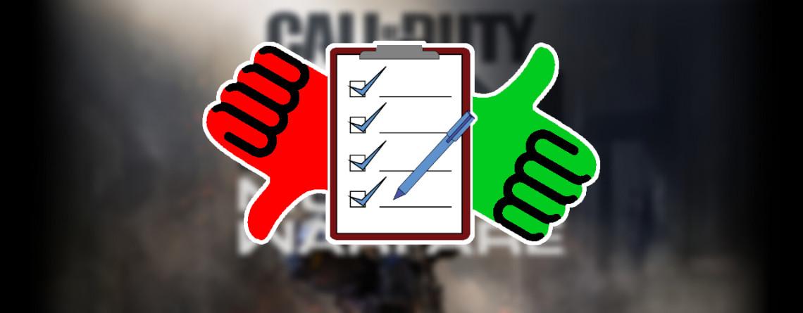 CoD Modern Warfare will Spielern 3 Wünsche erfüllen – Das soll sich ändern