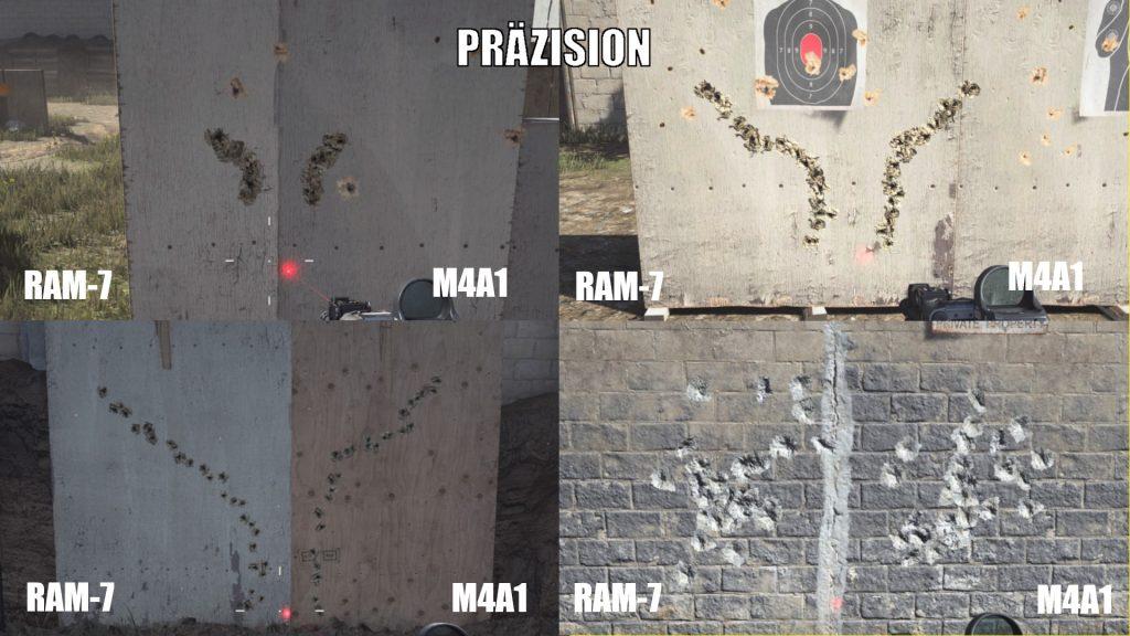cod modern warfare waffen ram 7 präz