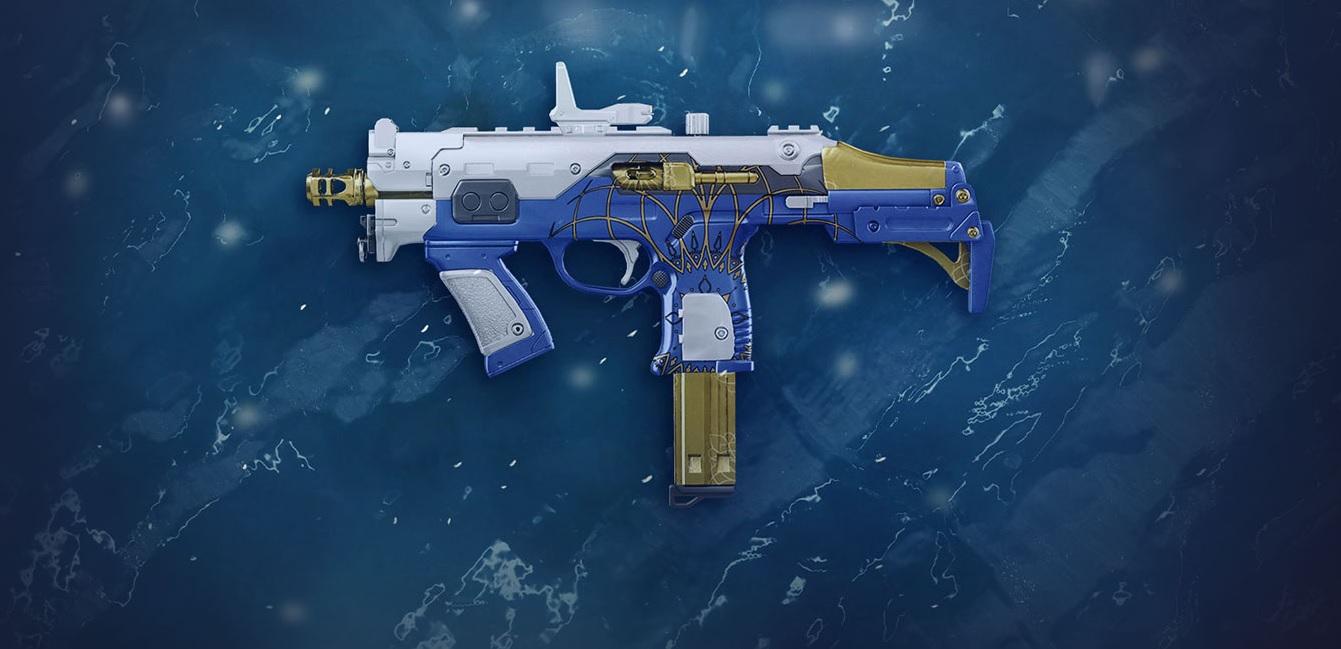 Kältefront in Destiny 2: Das kann die neue Maschinenpistole aus dem Anbruch-Event