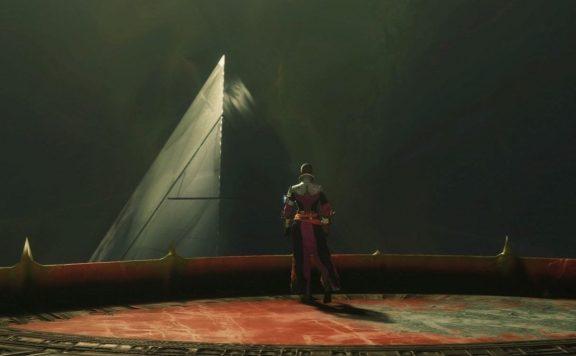 destiny 2 pyramid ship