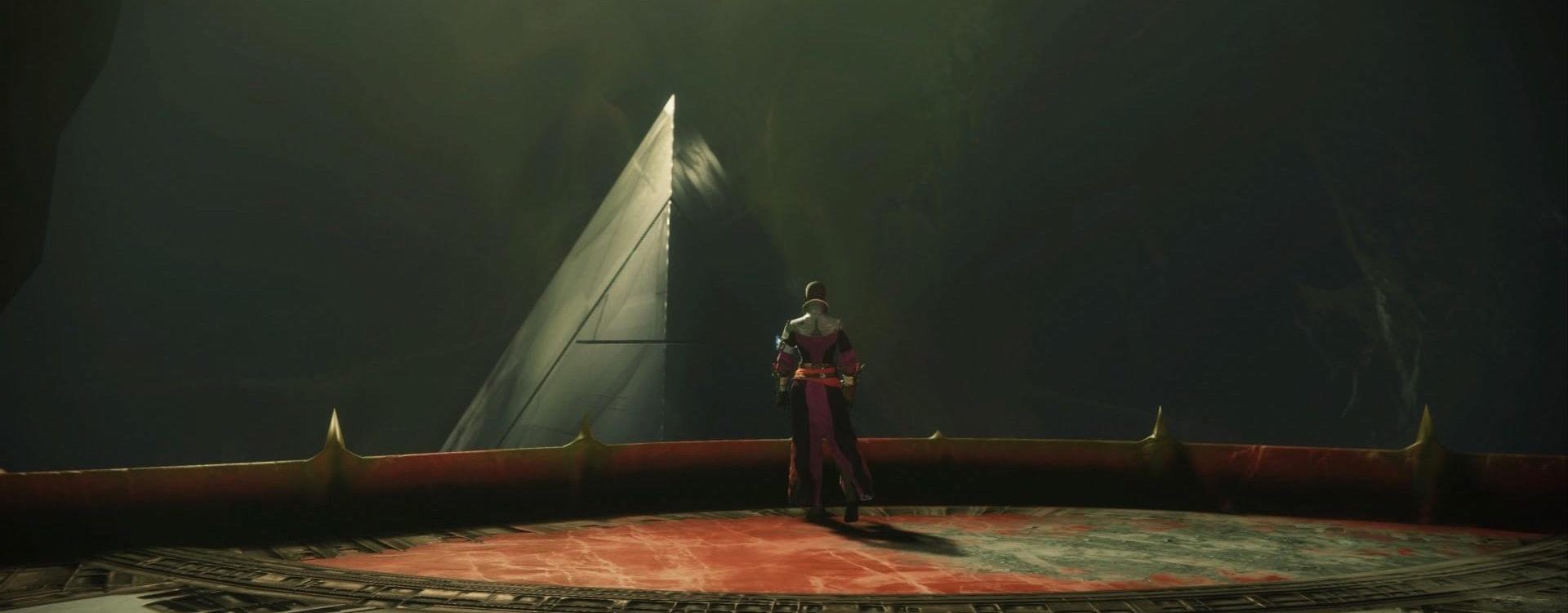 Destiny 2: Was ist eigentlich mit dem Pyramiden-Schiff aus Shadowkeep in Season 9?