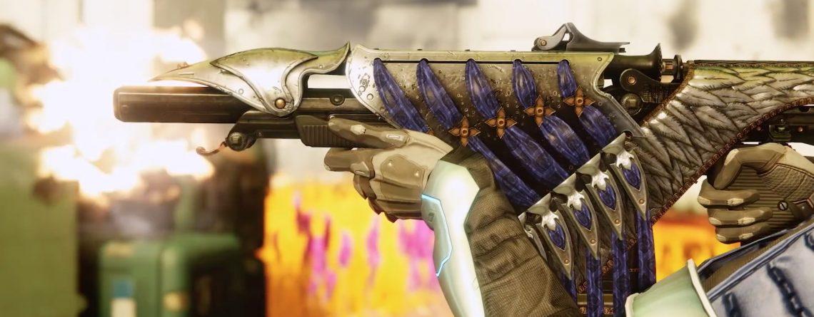 Destiny 2: Das könnt Ihr jetzt schon für die neue exotische Waffe Bastion vorbereiten