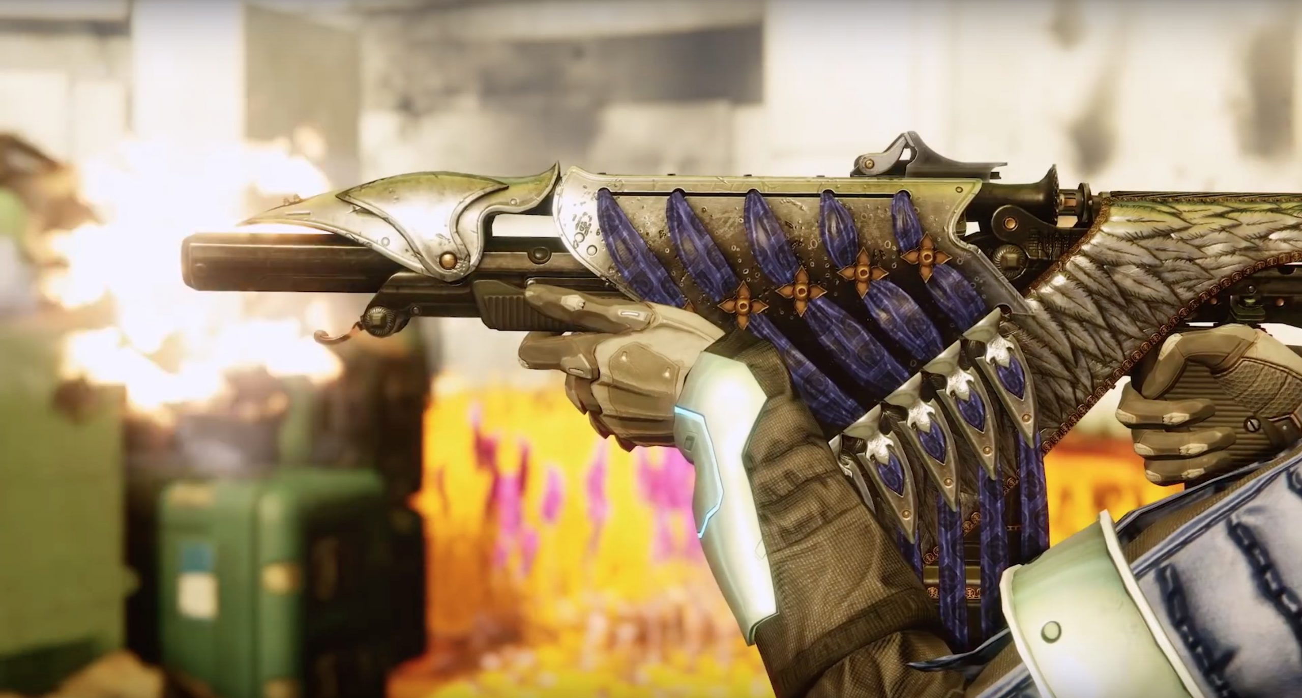 Destiny 2: So bekommt ihr das neue, exotische Fusionsgewehr Bastion