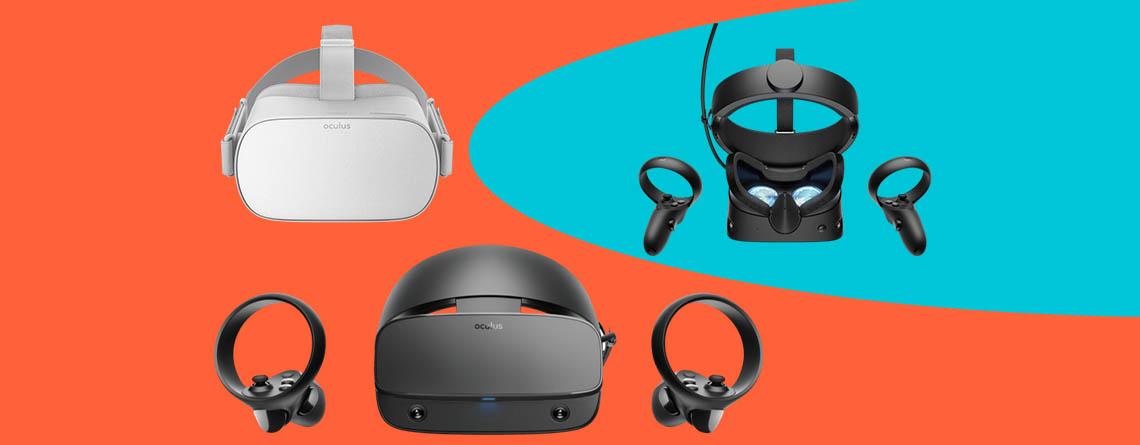 VR-Gaming bei MediaMarkt: Oculus Rift S nur 399 Euro, weitere Oculus reduziert