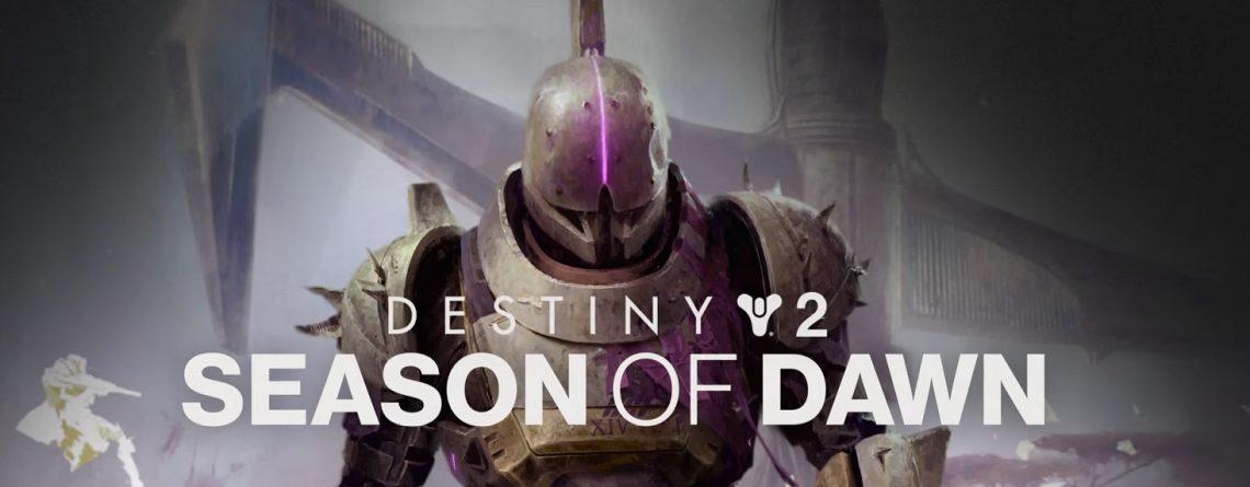 Neue Roadmap enthüllt: So geht's mit Destiny 2 in der Saison der Dämmerung weiter