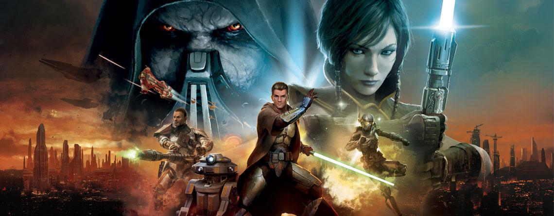 Während Star Wars 9 im Kino ist: Was läuft eigentlich im MMORPG SWTOR gerade?