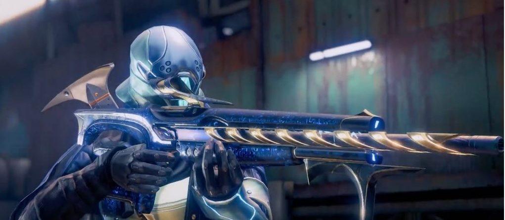 Destiny 2: Die Symmetrie als Meisterwerk – Das kann der Katalysator für die Exo-Scout
