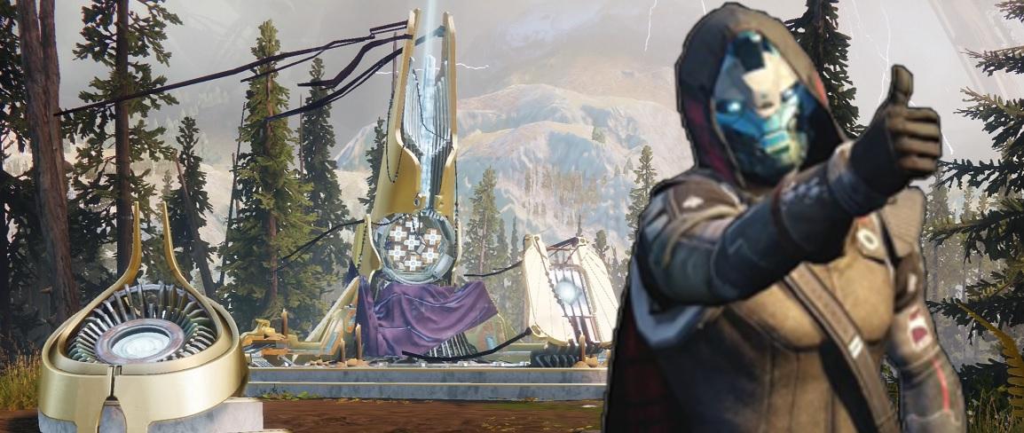 So levelt Ihr euren Obelisken in Destiny 2 richtig und darum ist das wichtig