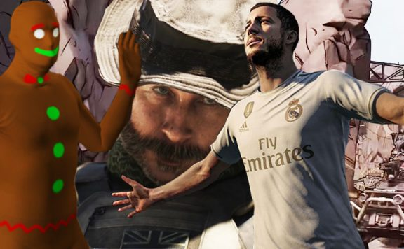 10 erfolgreichste Premium Spiele Modern Warfare Fifa GTA TItel