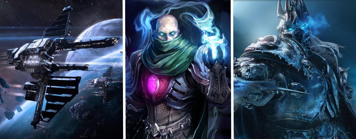 3 MMORPGs von früher, die sich gut gehalten haben und noch heute Spaß machen