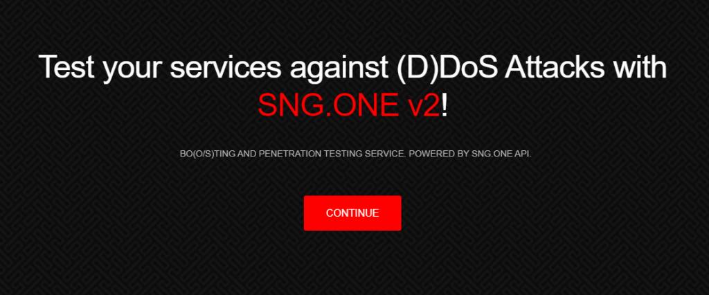 sng.one anzeige test