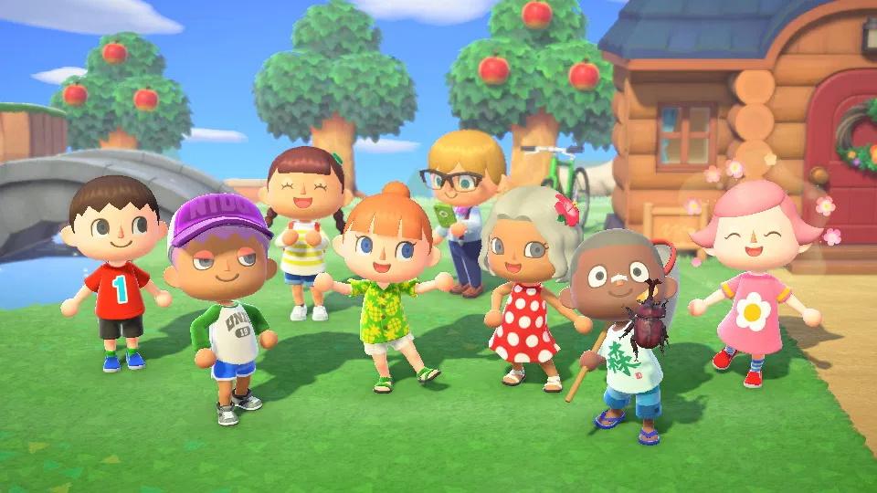 Animal Crossing New Horizon Figuren