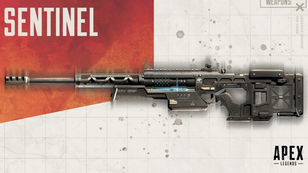 Apex Legend Sentinel