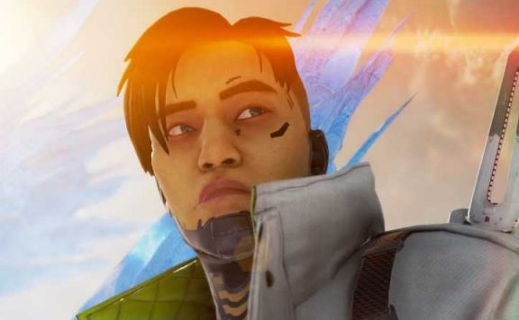 Apex Legends Crypto Face Titel