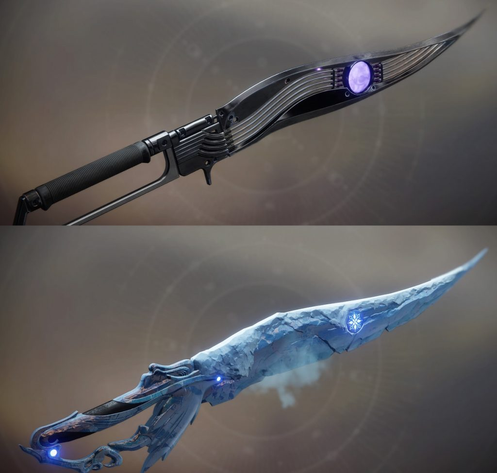 Black Talon Ornamente Destiny