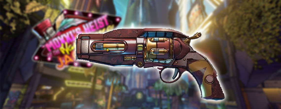 Borderlands 3: Der DLC brachte völlig verrückte Waffe – So holt ihr sie