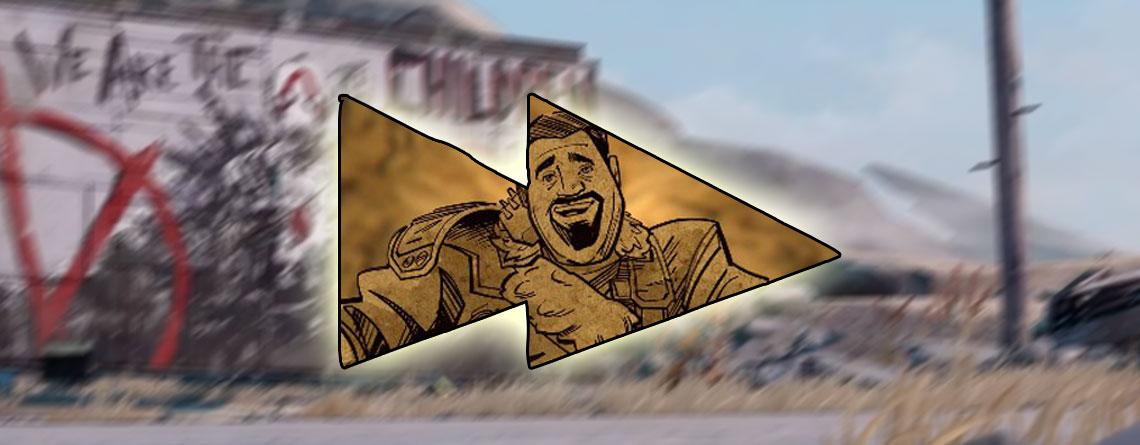 Borderlands 3: Neue Cutscene überspringt kompletten Spielanfang – wird das ein Feature?