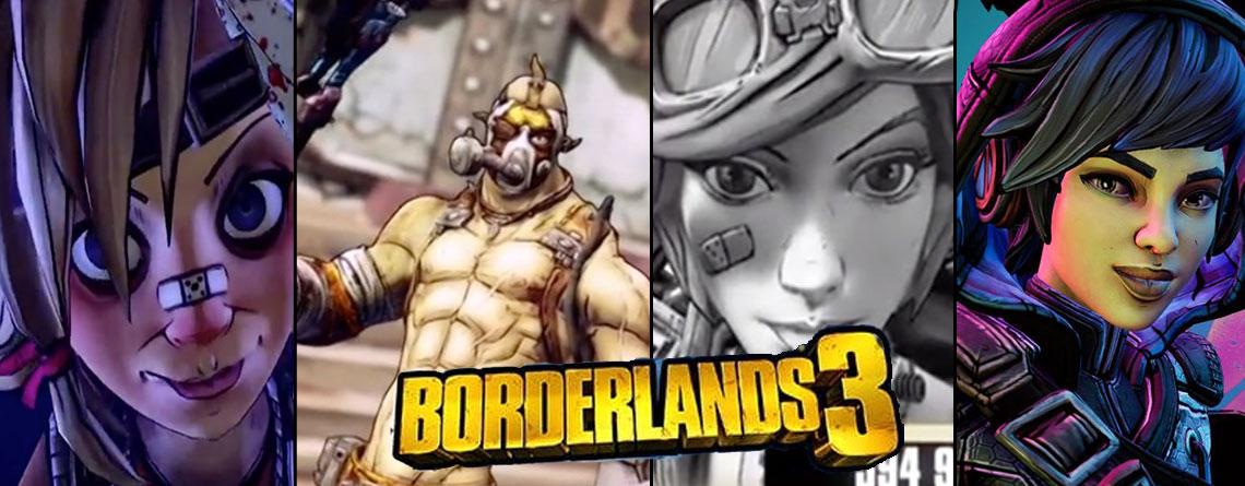 Borderlands 3 landete mit erstem DLC einen Volltreffer – was bringen die anderen 3?