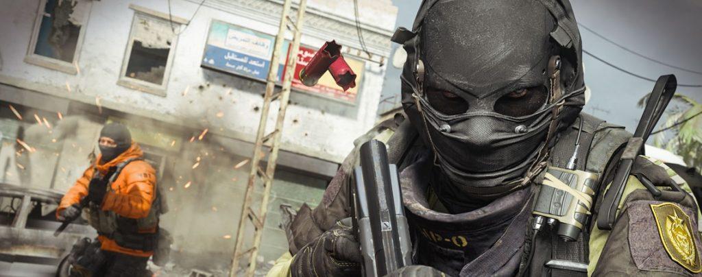CoD Modern Warfare header nikto