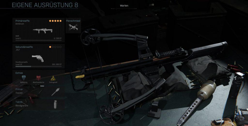 Call fo Duty Modern Warfare Armbrust Anti Killstreak Build