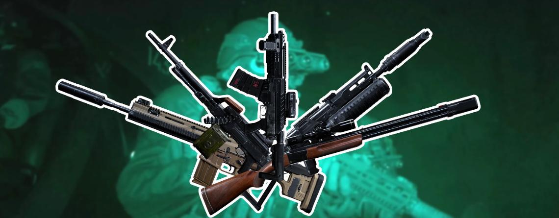 Lust auf eine Challenge in CoD Modern Warfare? Probiert diese 5 verrückten Builds