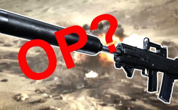 Call of Duty Modern Warfare Oden OP Build TItel