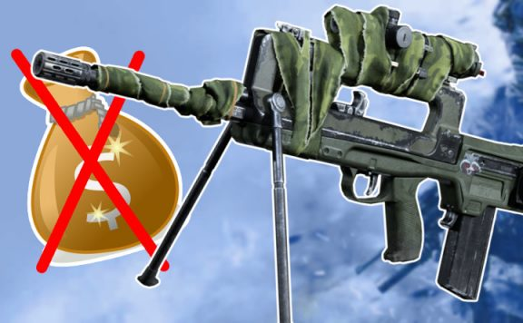 Call of Duty Modern Warfare Sniper Famas Kostenlos Titel 2