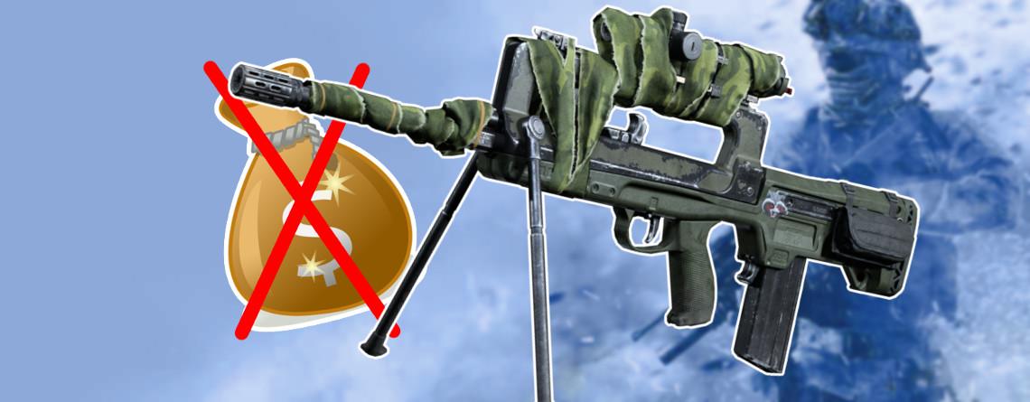 CoD MW bietet starke Sniper-Famas für 20€ an – So baut ihr sie für 0€ nach