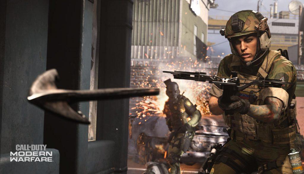 CoD Modern Warfare Armbrust