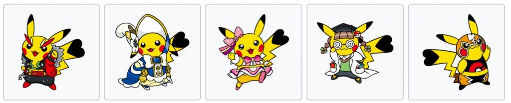 Cosplay Pikachu