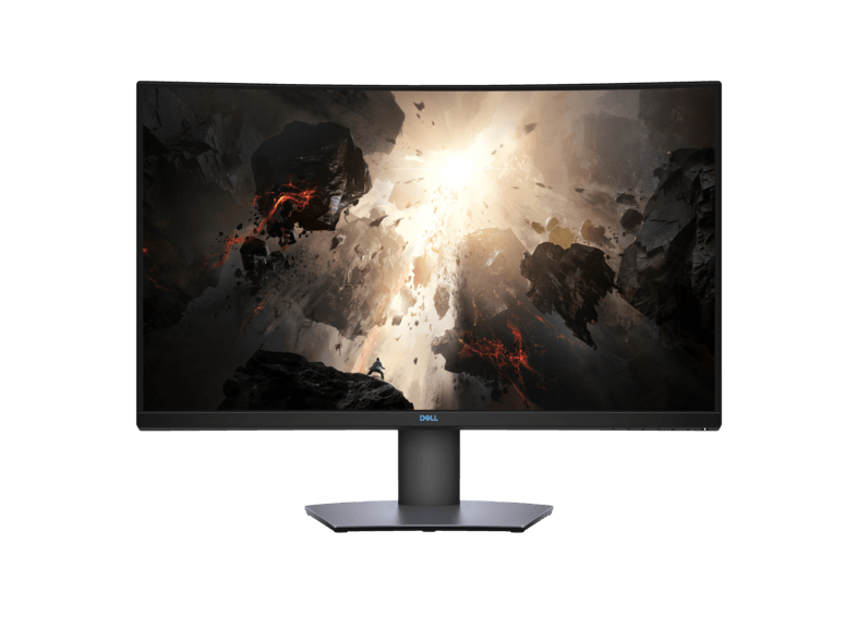 DELL S3220DGF Gaming-Monitor Frontansicht