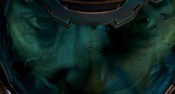 DOOM Eternal Doom Slayer Close Titel