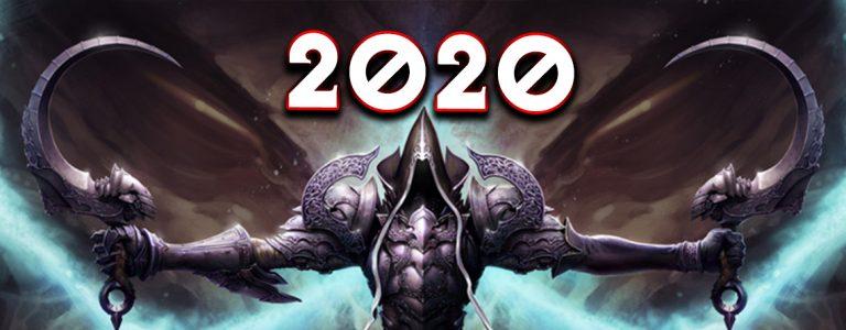 Diablo 3 2020 Titel