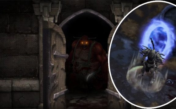 Diablo 3 Darkening of Tristram Titel