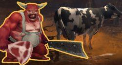 Diablo 3 Schlächter Pet Kronkalb Titel