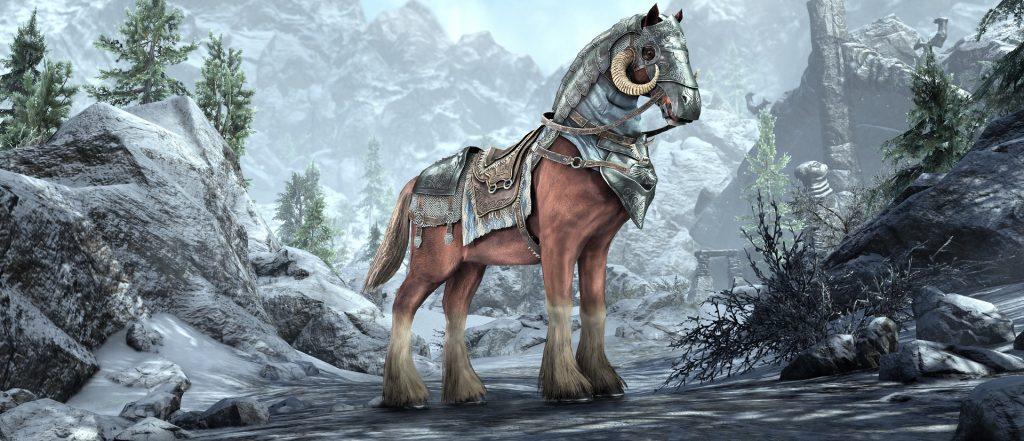 Festenbrecher-Kriegspferd ESO