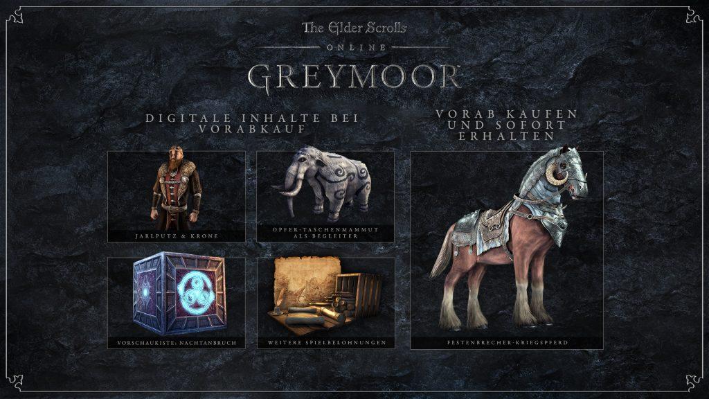 Greymoore Voerverkauf Festenbrecher-Kriegspferd