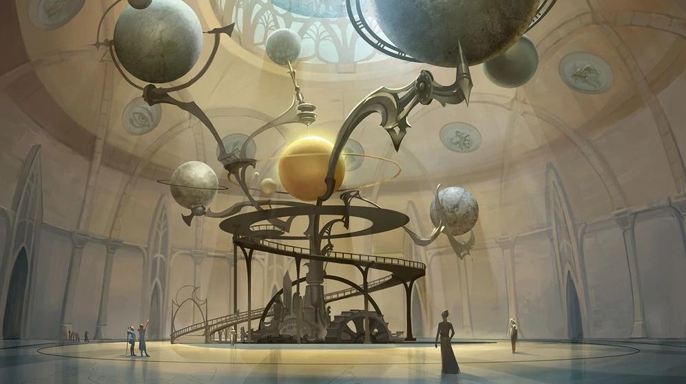 ESO Planetarium Nirn Mundus