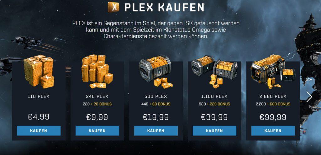EVE-Plex