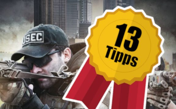 escape from tarkov 13 tipps titel